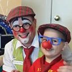 kids birthday party clown dallas rockwall