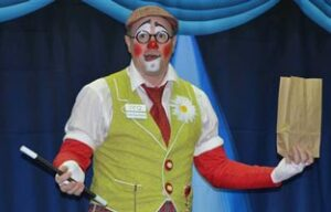 clown magic show Rockwall dallas dfw #magicalmatty, #watchthemsmile. #sodapopmcbop