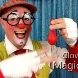 cut & restore balloon, clown, dallas, fort worth, rockwall