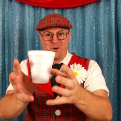 Magic show, kids magic, birthday parties, rockwall, dallas, fort worth, magical matty, birthday party
