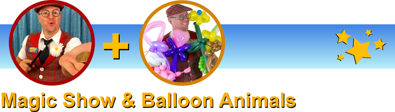 magical matty balloon animals